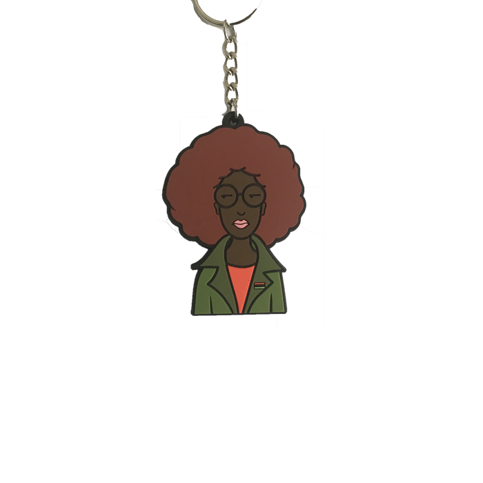 Zaria Keychain *Read Description*