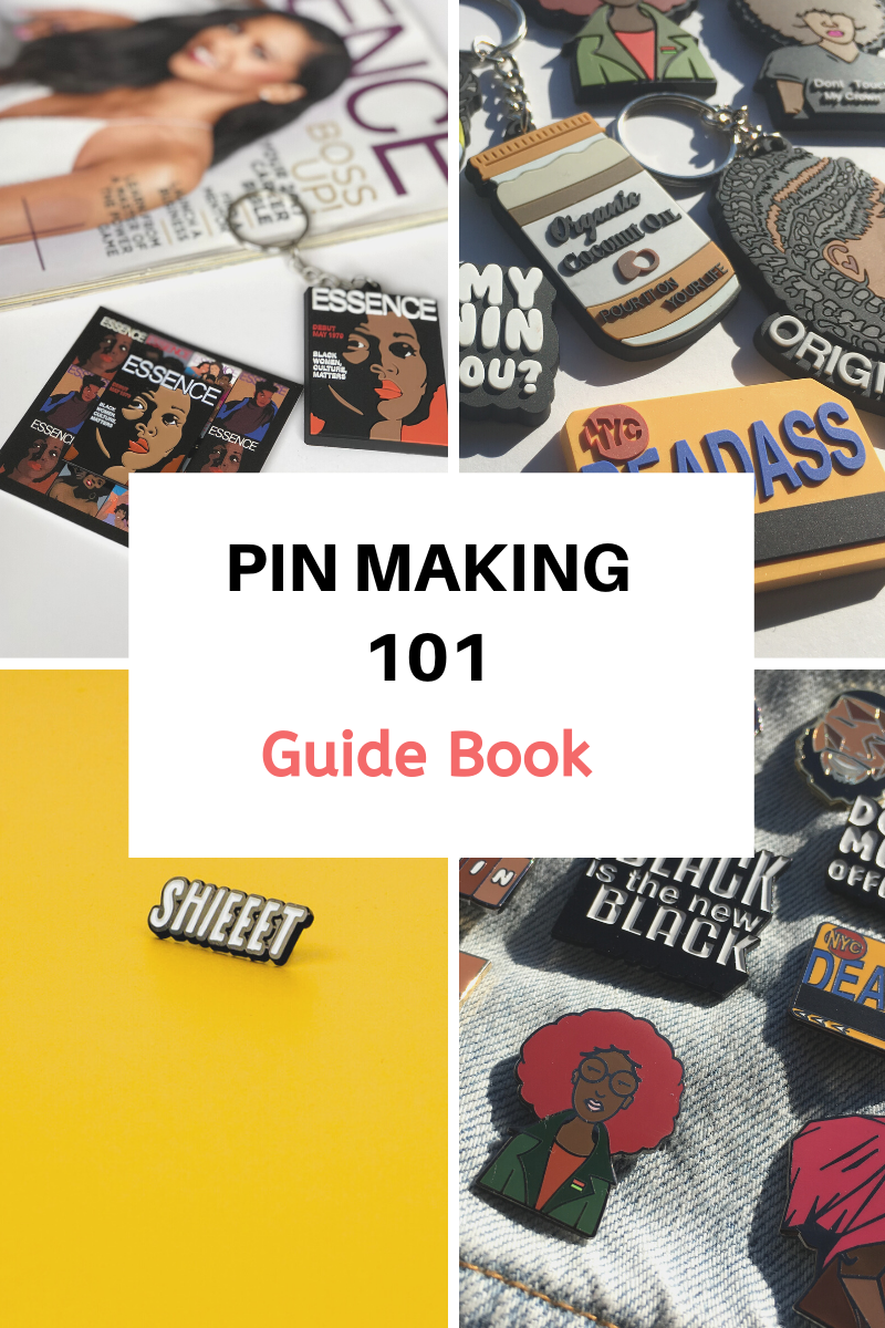 Pin Making Guide (Read Description)