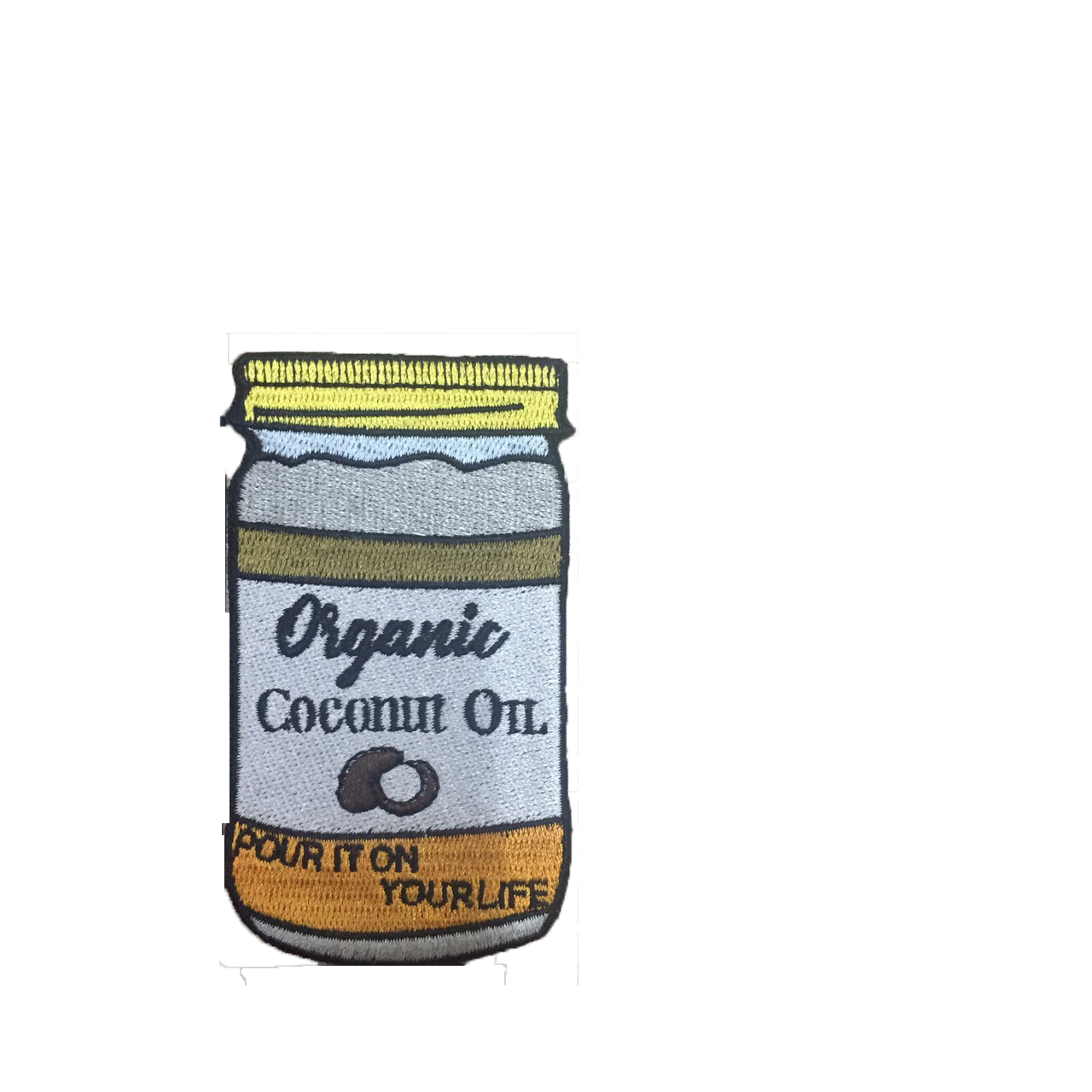 Coconut Oil Patch