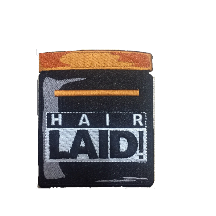 Hair Laid Patch