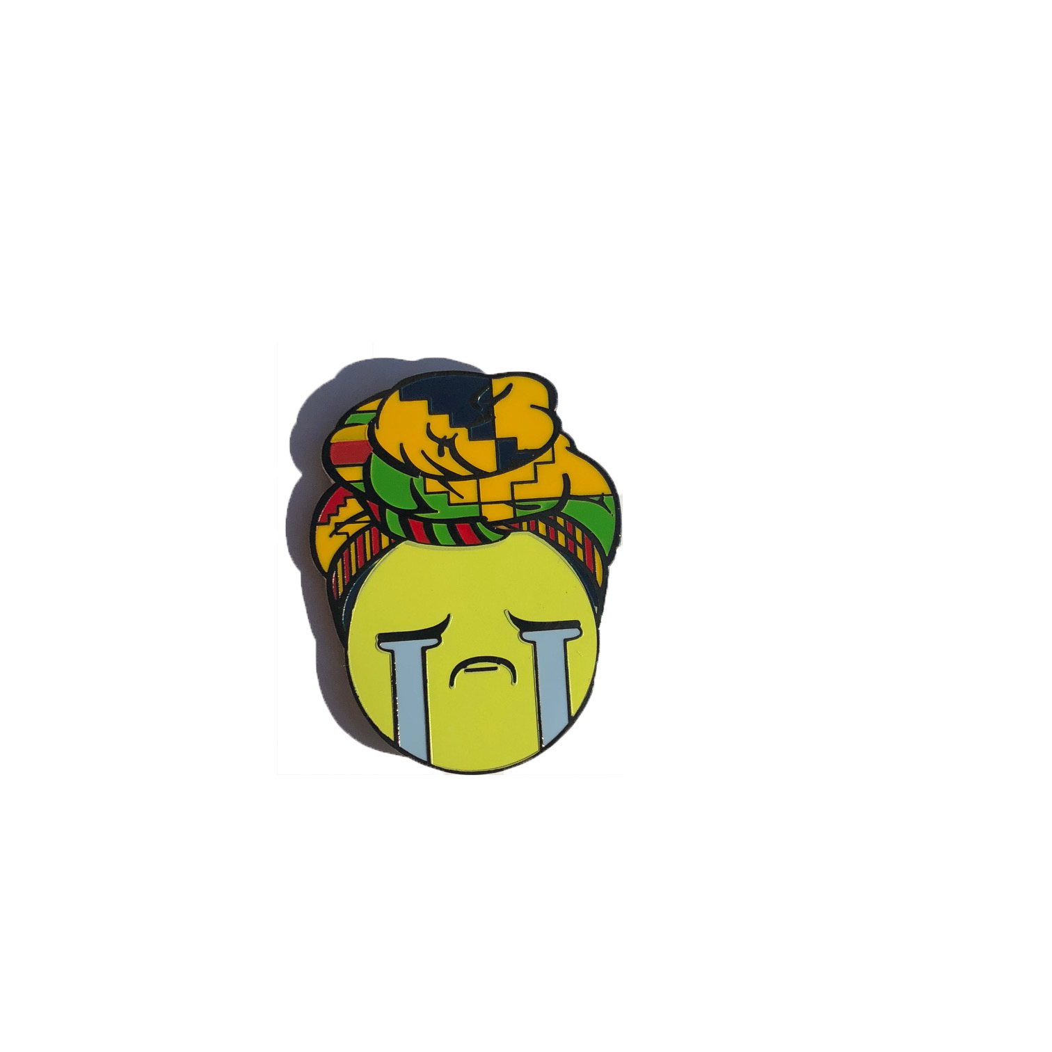 Evelyn Emoji Pin