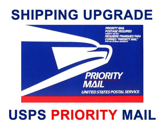 Priority Shipping Add-On *Read description*