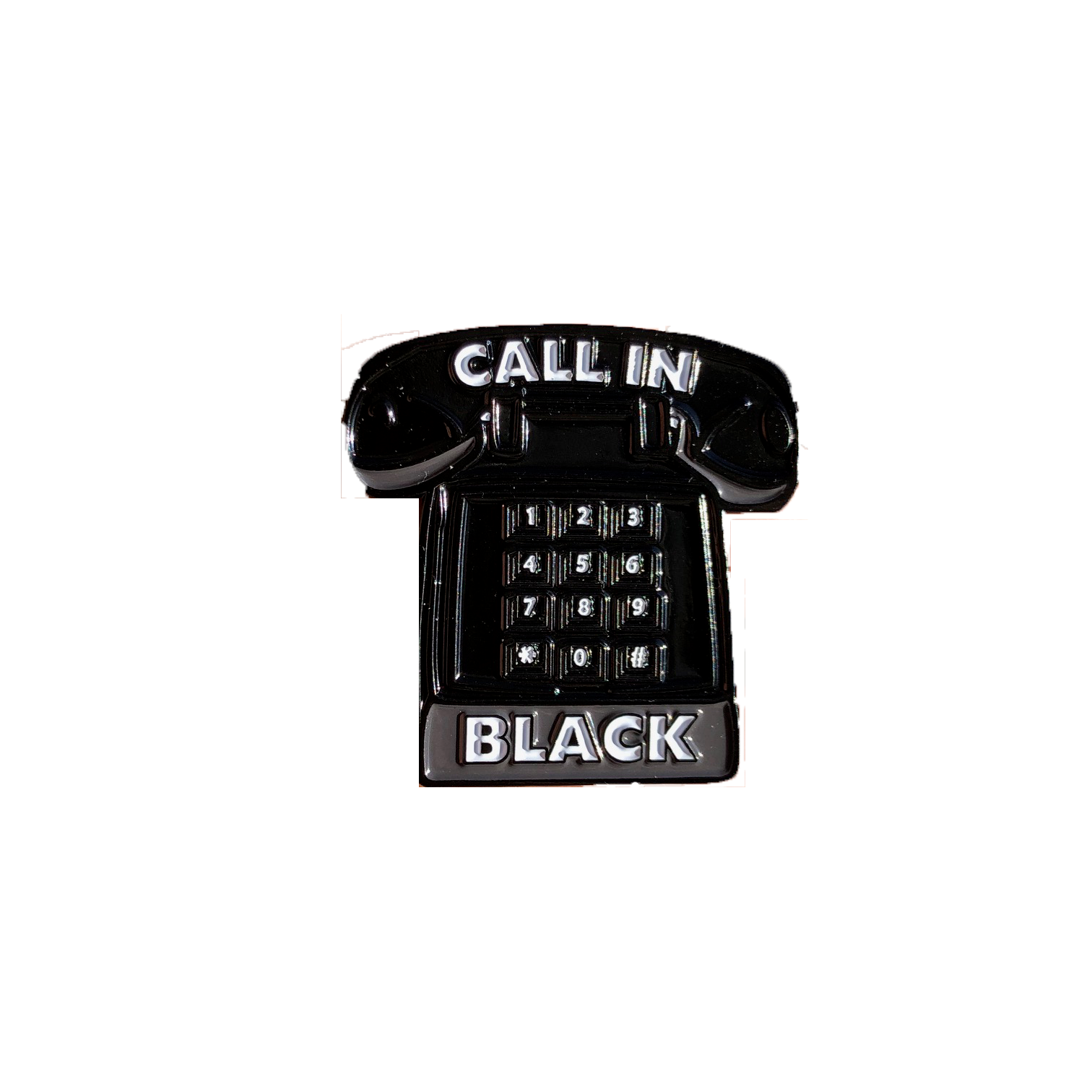 Call In Black
