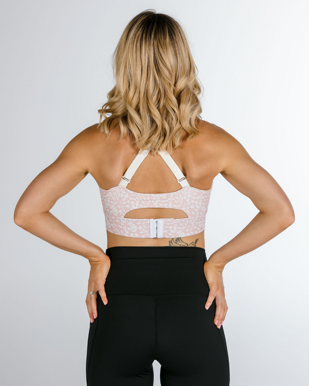 (Non BF) The Blush Harlow Crop