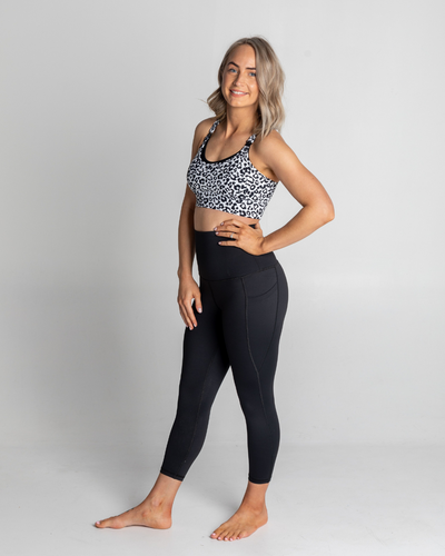 "The ""Cora Leopard"" Crop"