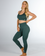 """The """"Movement"""" Legging F/L (Forest Green)"""