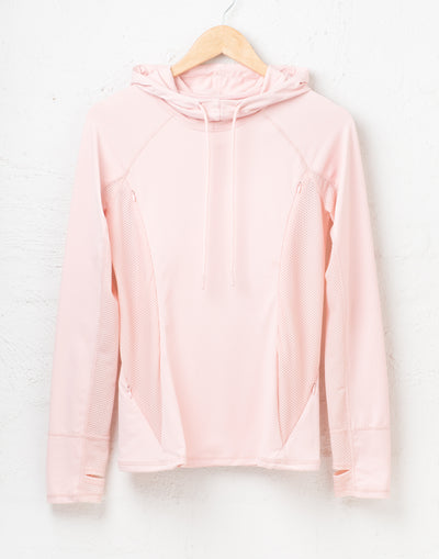 TMB Feeding Hoodie (Pastel Pink) - The Milk Boutique