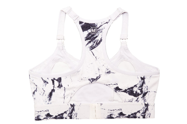 "The ""Marble Milk""  Crop - The Milk Boutique"