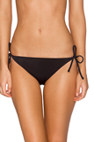 Black B31 V-Front Swim Bottom.