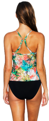 Tahitian Dream 77t Swim Tankini
