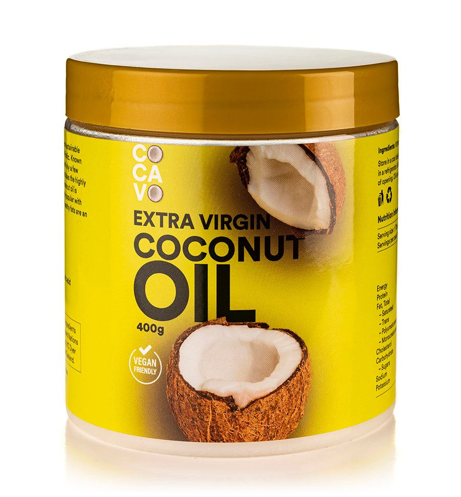 Extra Virgin Coconut Oil - 400g