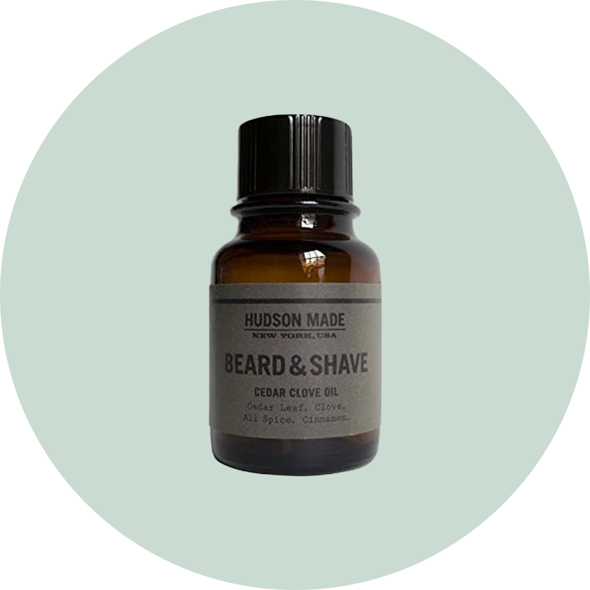 Hudson Made Cedar Clove Beard Oil