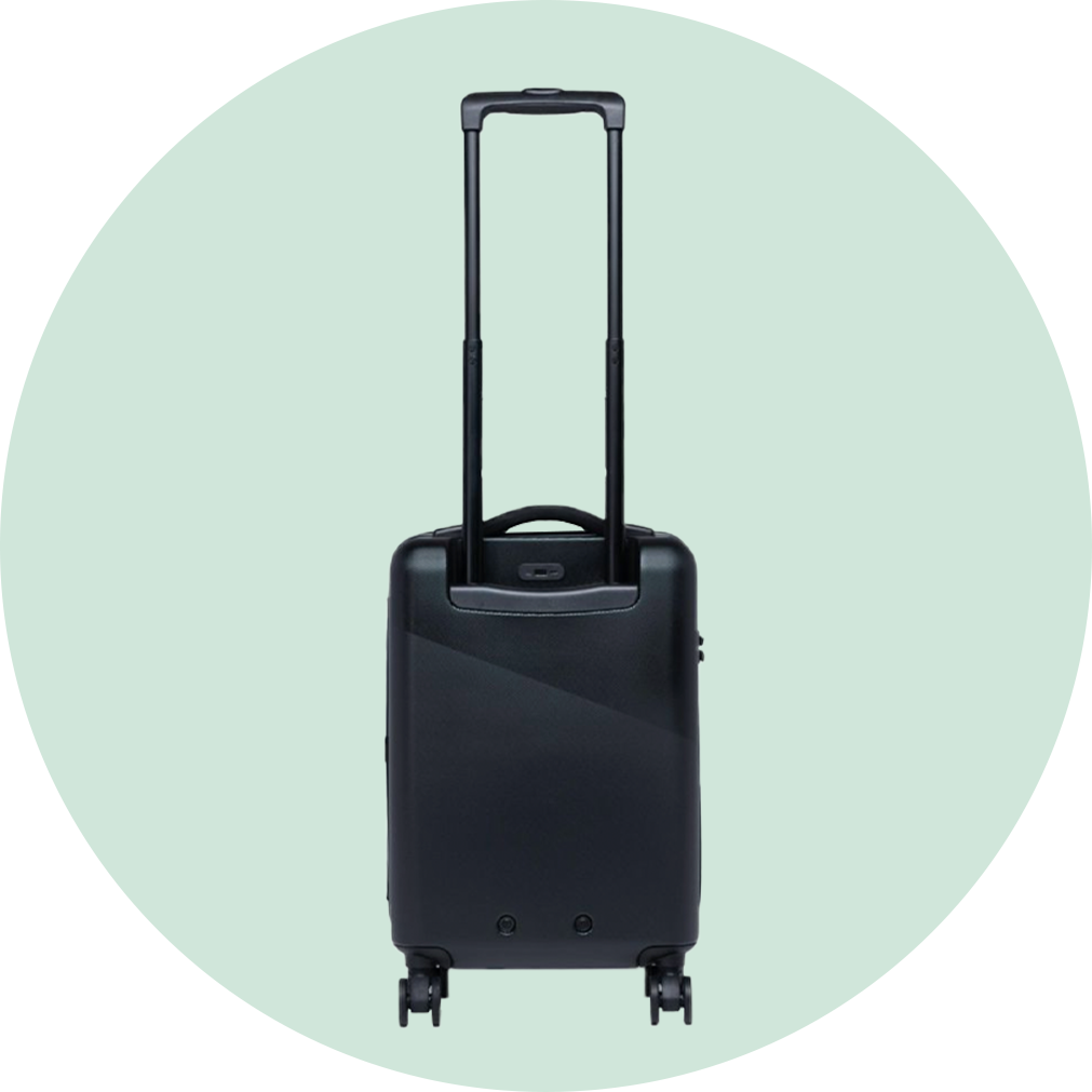 Herschel Trade Power Carry On Suitcase