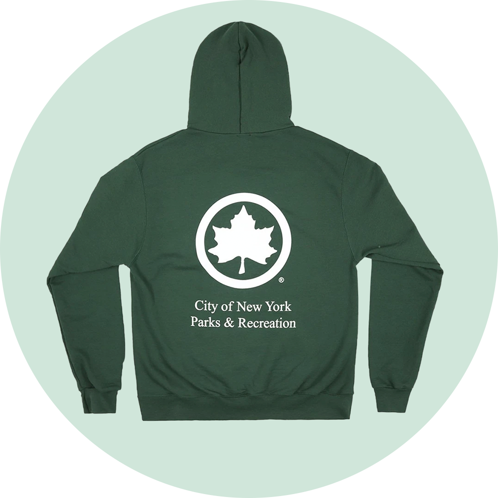 Only NY NYC Parks Logo Hoodie