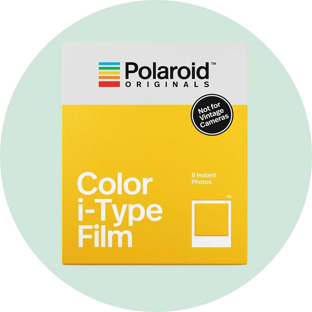 Polaroid Originals i-Type Film - Color