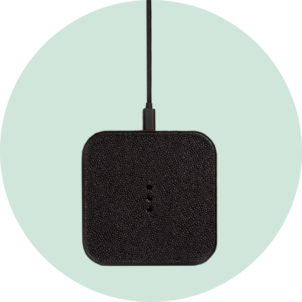 Courant Catch 1 Wireless Charger - Black