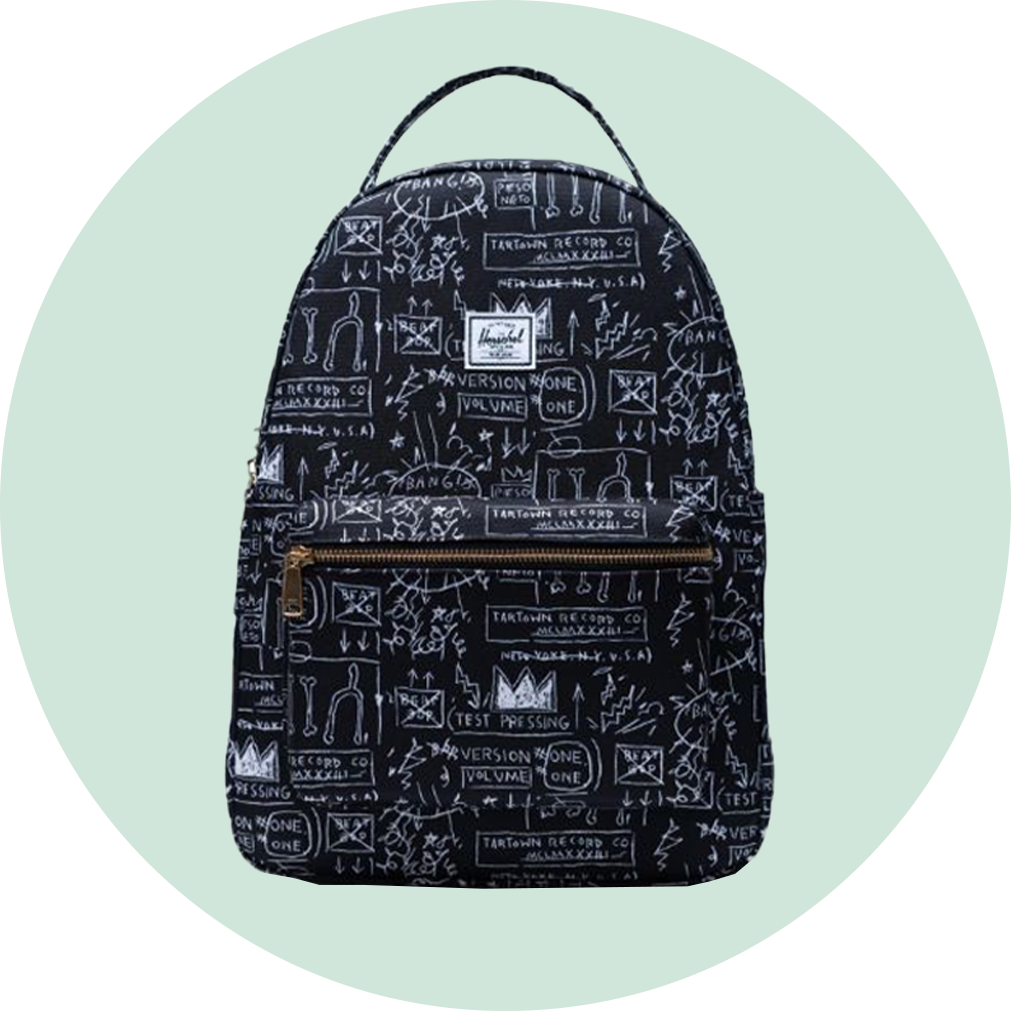 Herschel Basquiat Backpack