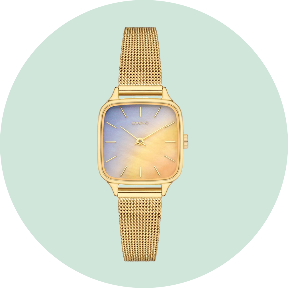 Komono Kate Royale Watch - Gold