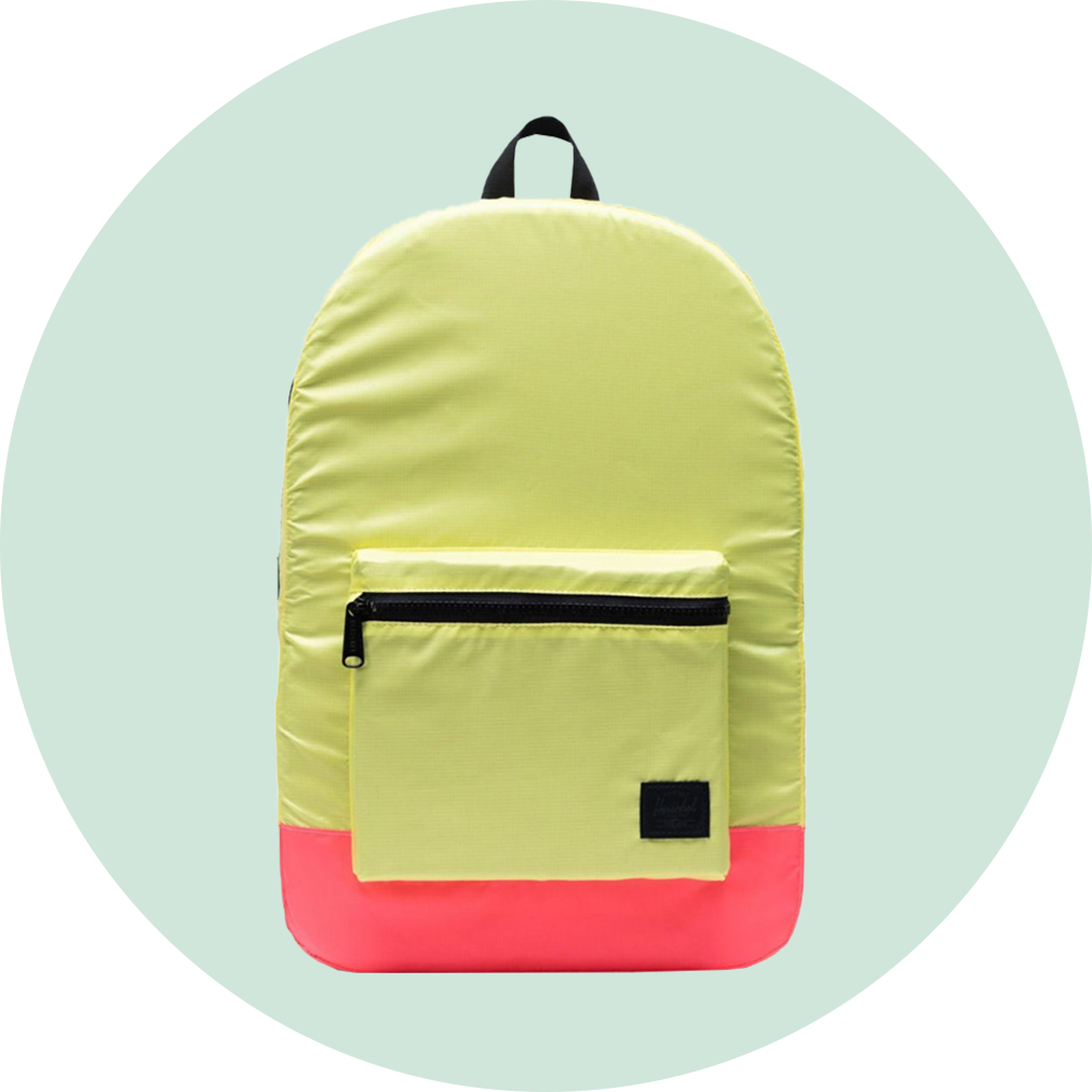 Herschel Packable Daypack - Highlight