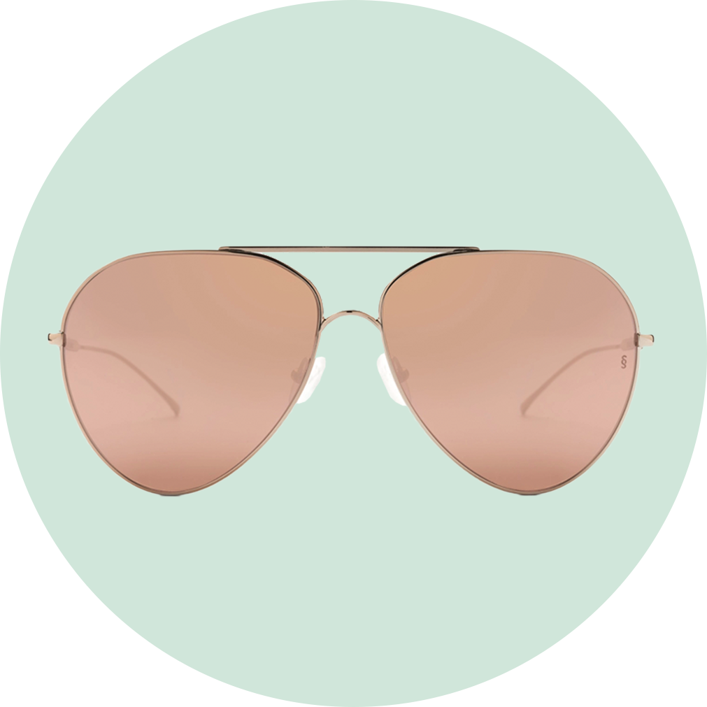 Sunday Somewhere Ruben Aviator Sunglasses