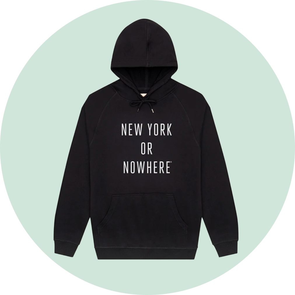 Knowlita New York or Nowhere Classic Hoodie