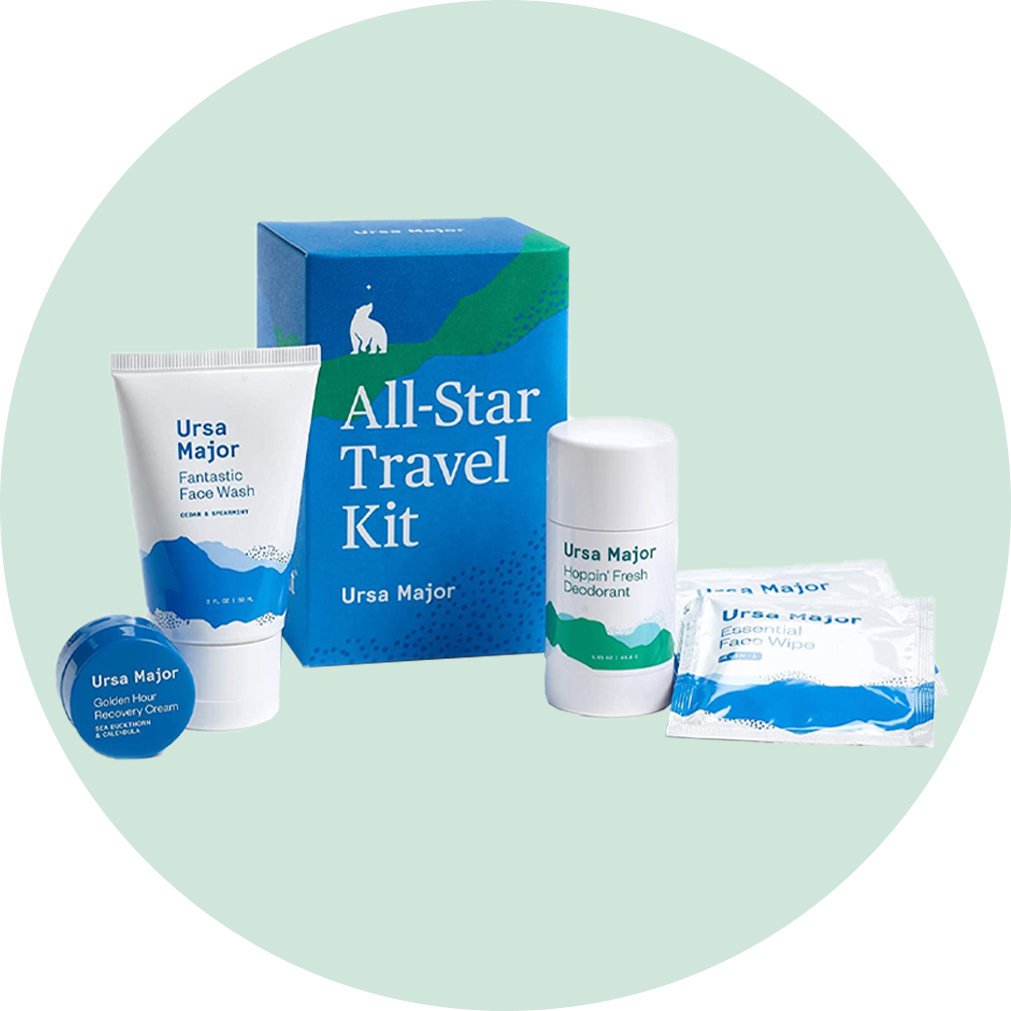 Ursa Major All Star Travel Kit