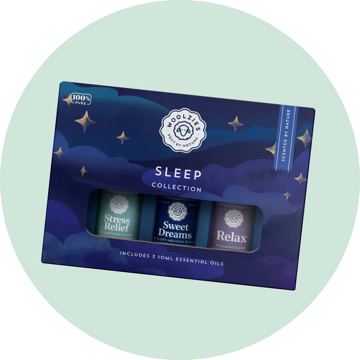 Woolzie's Deep Sleep Essential Oil Collection