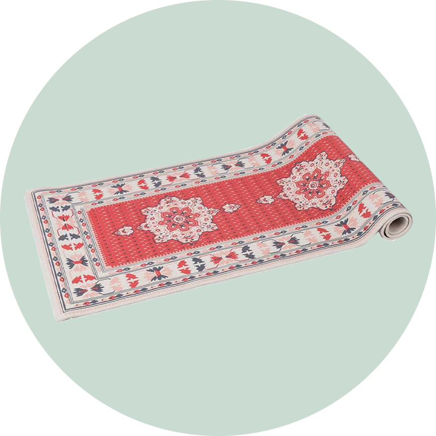 DOIY Design Persian Rug Yoga Mat