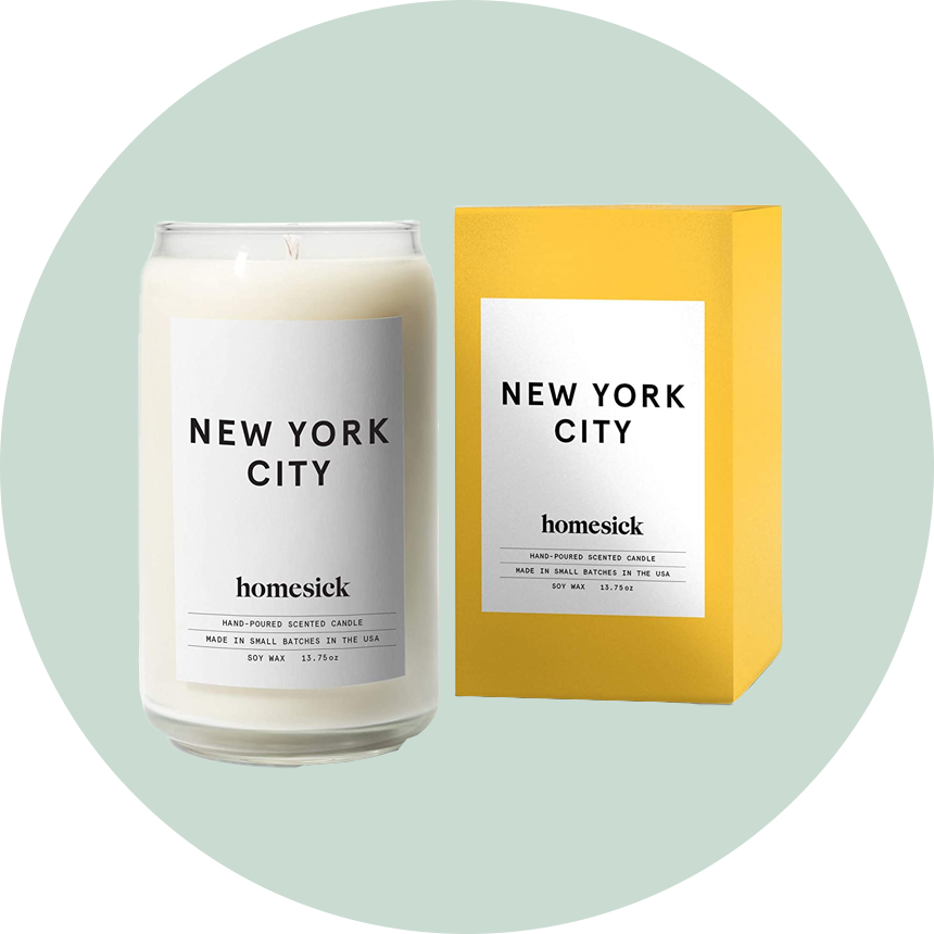 Homesick NYC Candle