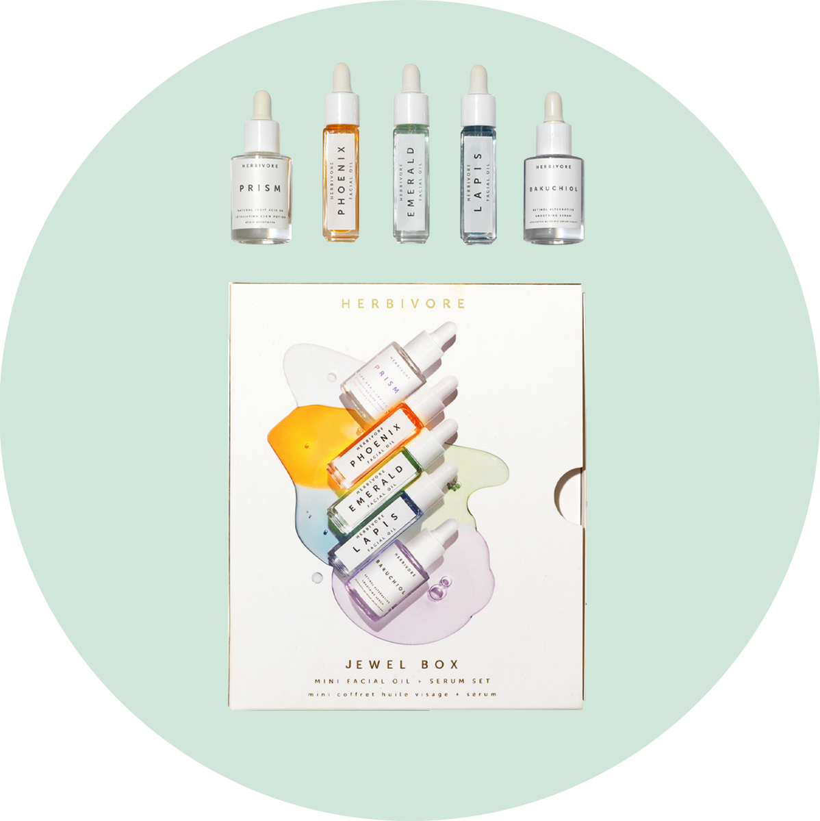 Herbivore Jewel Face Kit