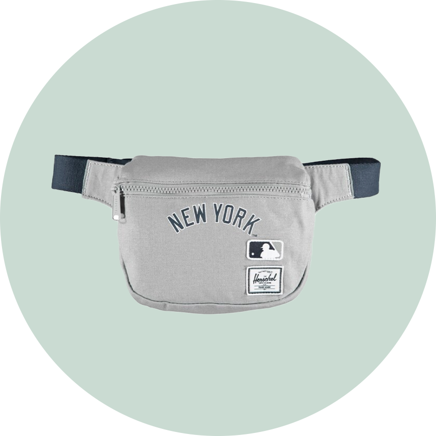 Herschel Fifteen Hip Pack NY Yankees