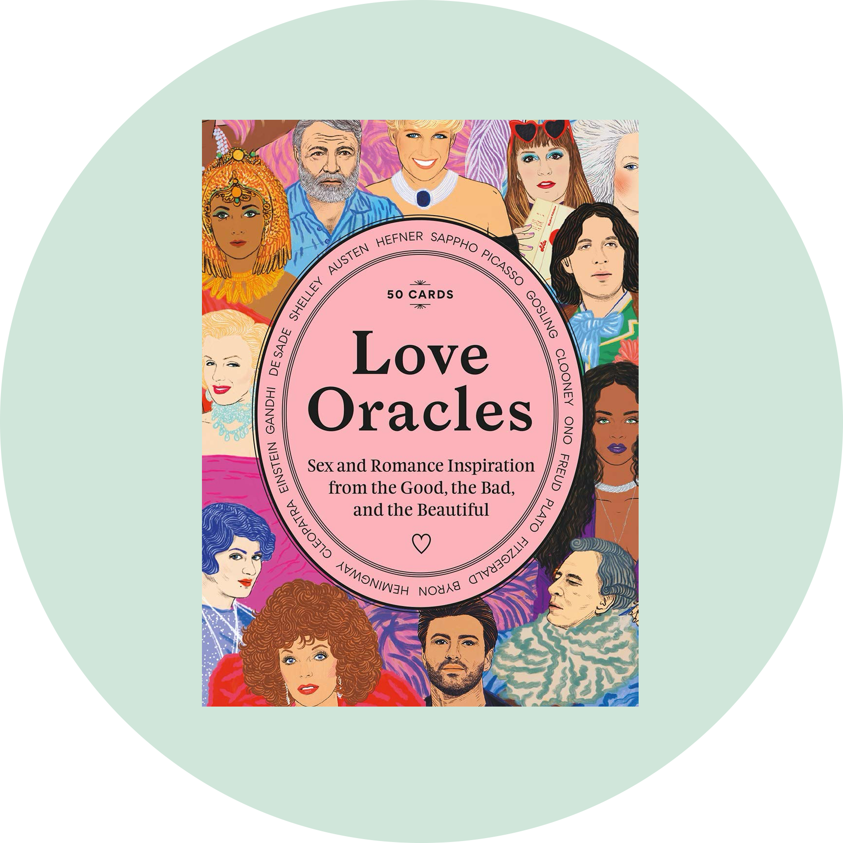 Laurence King Love Oracles