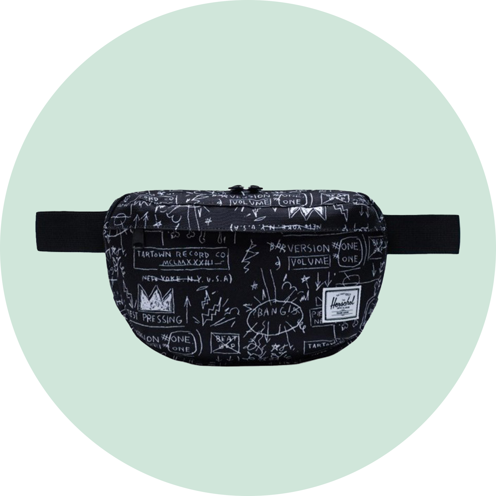 Herschel Basquiat Hip Pack
