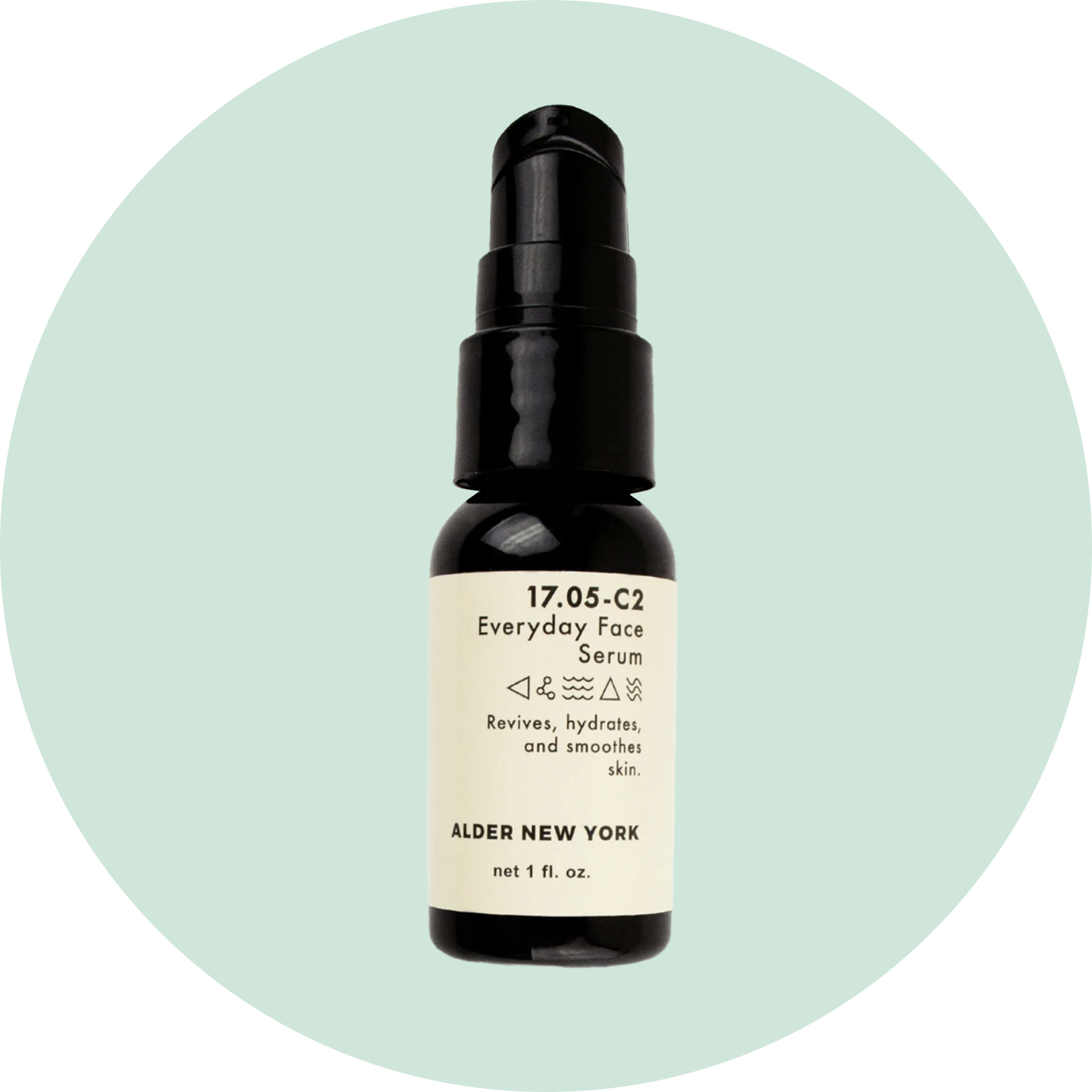 Alder Face Serum Travel Size
