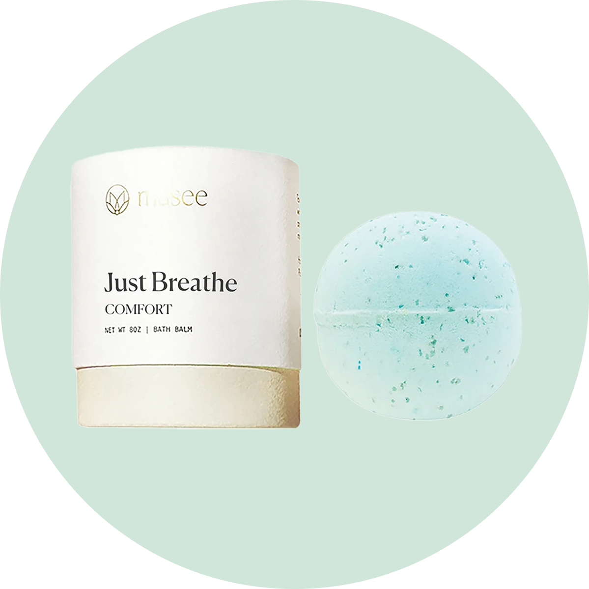 Musee Just Breathe Bath Bomb