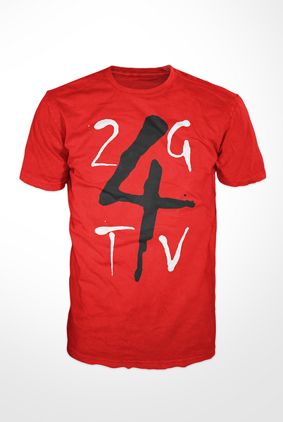 Short Sleeve T-Shirt 2G4 TV