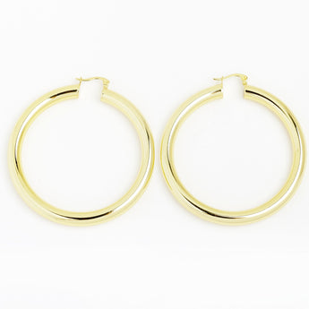 Reliquia Brooklyn Gold Hoops