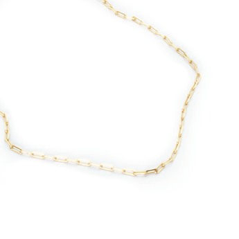 Goldlink Choker - Gold