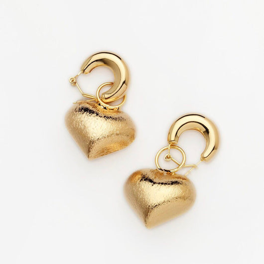 Cupido Earrings - Gold