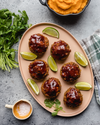 Chipotle Glazed Turkey Meatloaf Muffins: The Cutest Way To Serve Everyone's Favorite Retro Meal