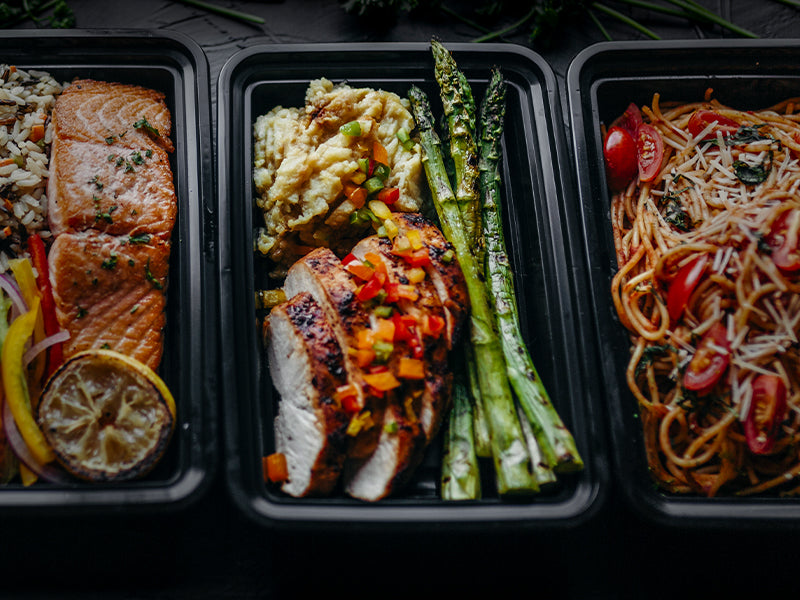 Fresh and Healthy Meal Preps Delivered to your Door