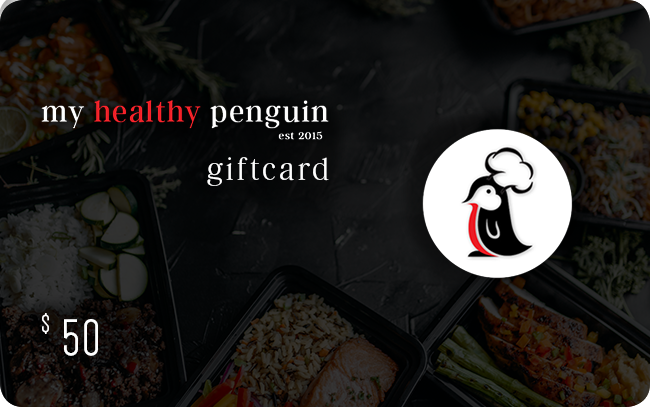 Gift Cards - My Healthy Penguin