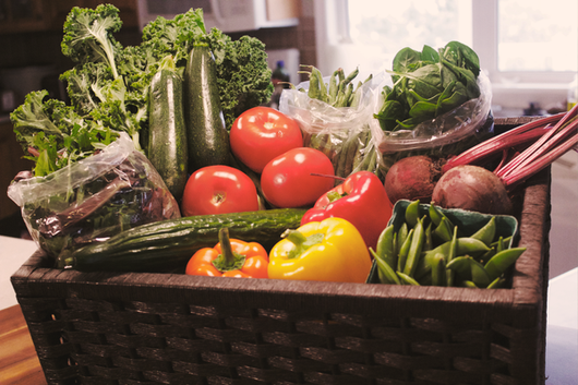 The Half Share - Summer Veggie Box CSA ($30/Week) Bundle