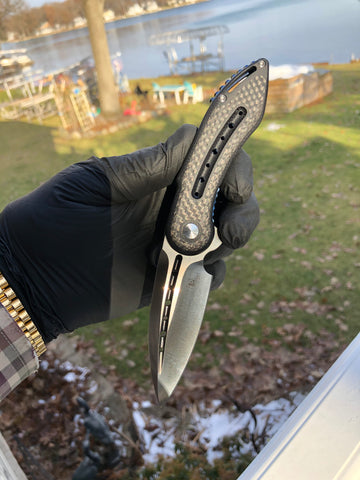 Begg Knives Mini Glimpse