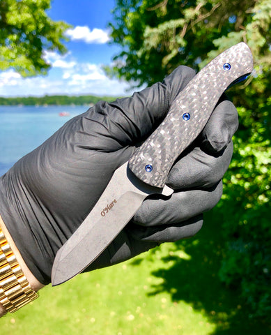 Sean O'Hare Mini RFK: Carbon Fiber Flipper