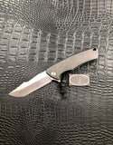 Michael Zieba S1 Full Size Black with Angel Wing