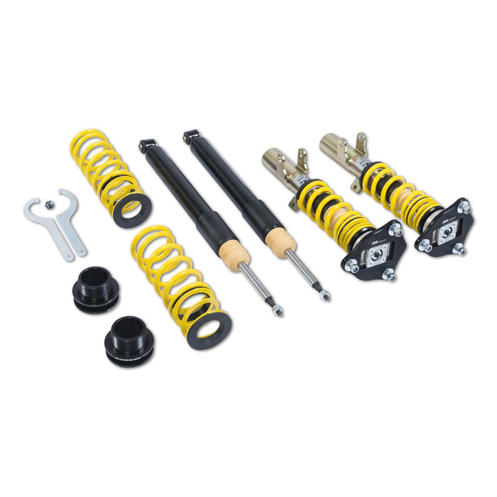 ST Suspensions XTA Height & Rebound Adjustable Coilover Kit w/ Top Mounts 2017+ Honda Civic Type R