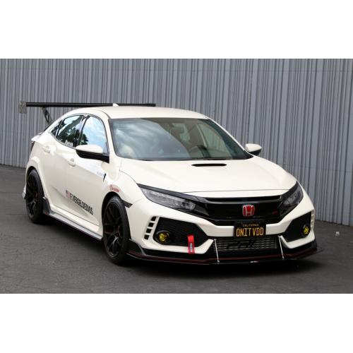 "APR GT-250 Adjustable Wing 67"" 2017+ Honda Civic Type R"