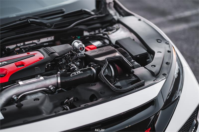 PRL Motorsports High Volume Intake System 2017+ Civic Type R
