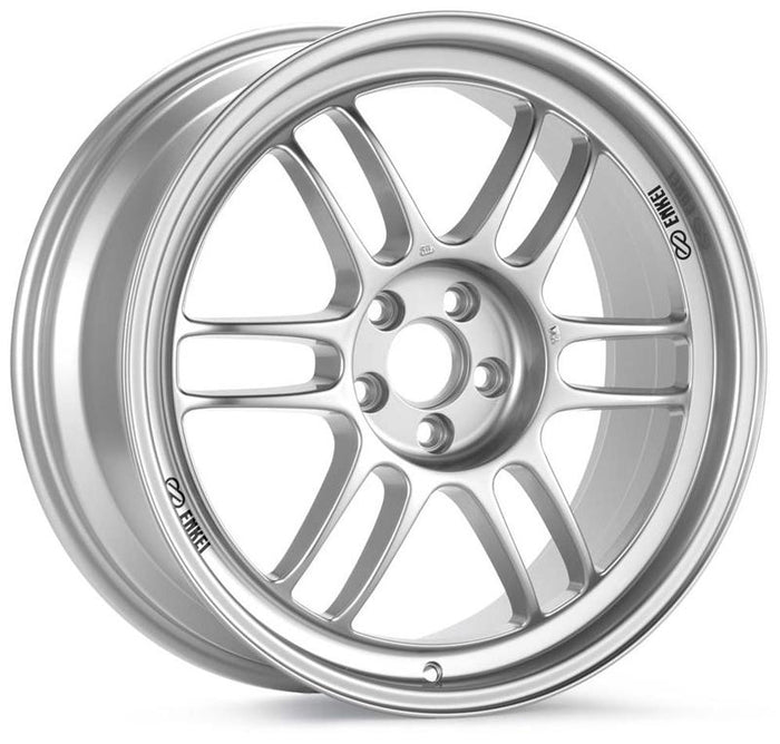 Enkei RPF1 5x114.3 18x9 +35 Offset 73mm Bore - Silver